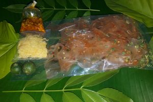 Bánh Tráng Dẻo Chà Bông