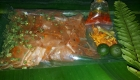 Bánh Tráng Dẻo Khô Gà