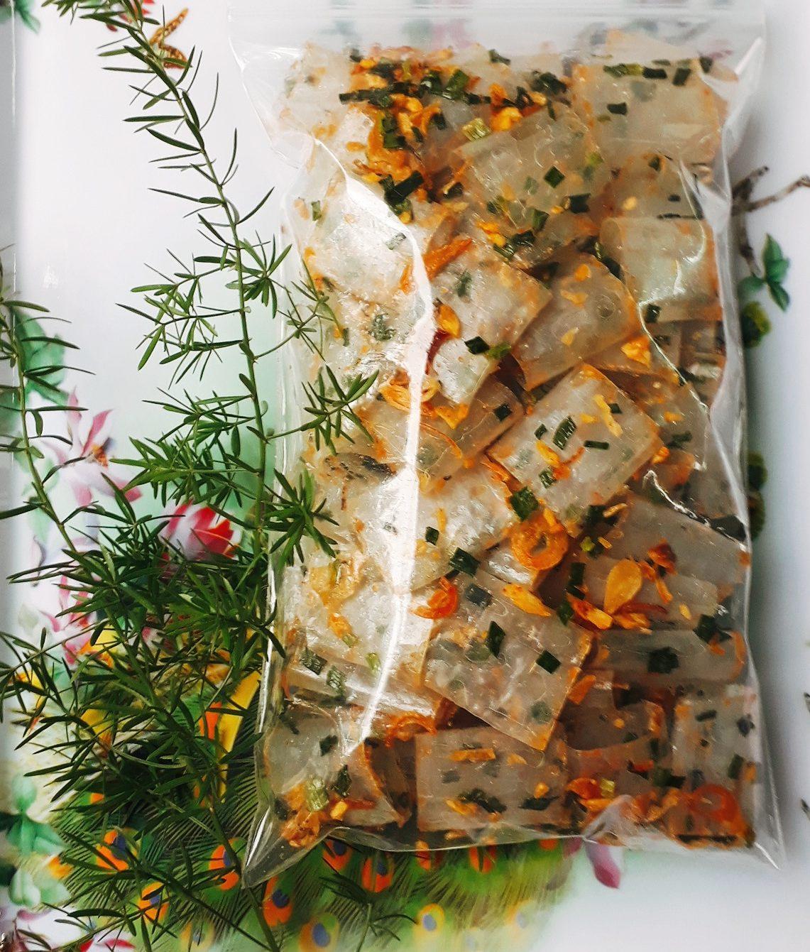 Bánh Tráng Cuộn Hành Tỏi - Đặc sản bánh tráng Tây Ninh chính gốc !