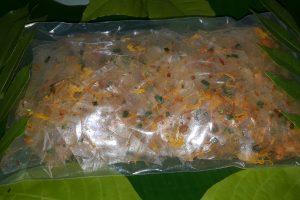 Bánh Tráng Trộn Chà Bông